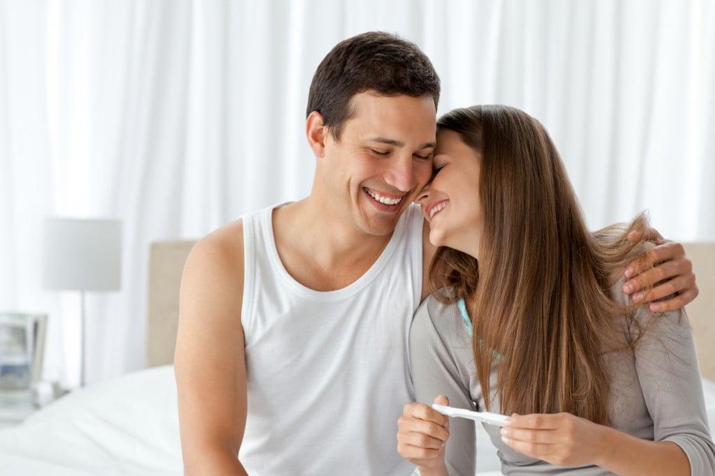 successful pregnancy in men suffering from azoospermia zero sperm count