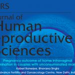 Pregnancy outcome of home intravaginal insemination in couples with unconsummated marriage
